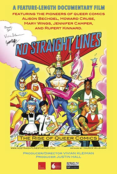 Watch No Straight Lines: The Rise of Queer Comics Online