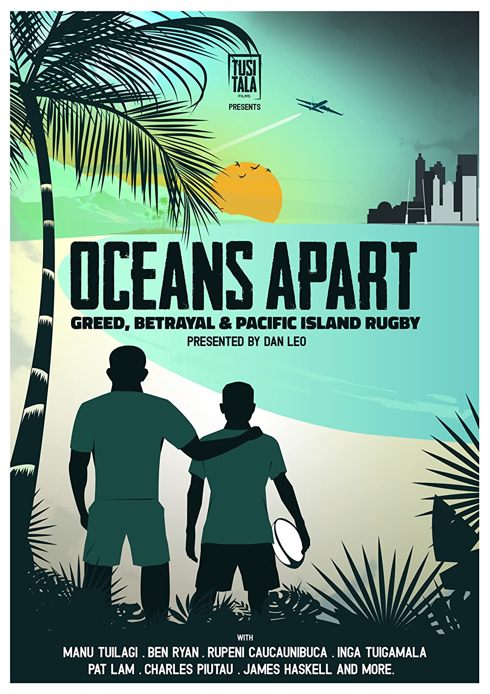 Watch Oceans Apart: Greed, Betrayal and Pacific Island Rugby Online
