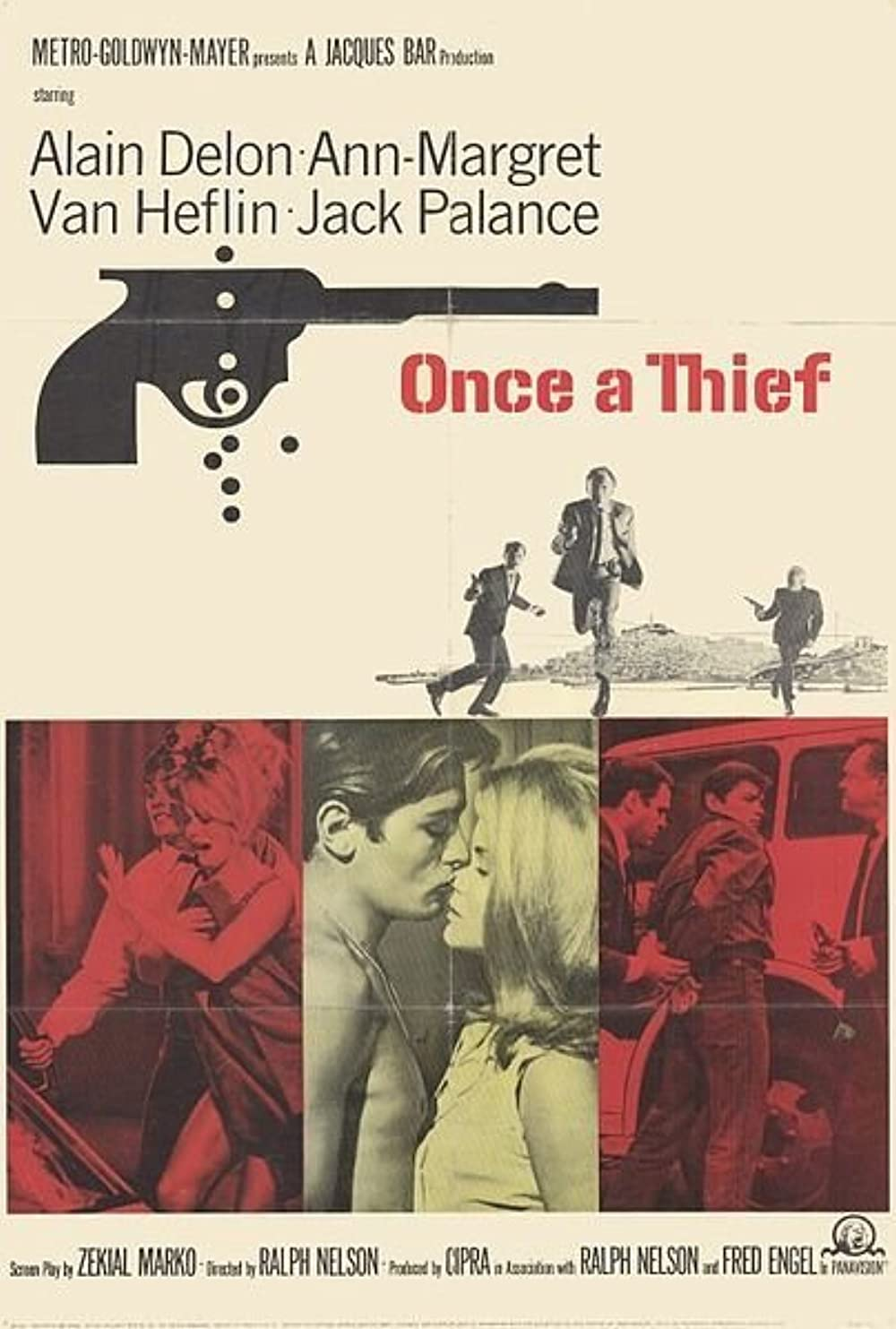 Watch Once a Thief Online