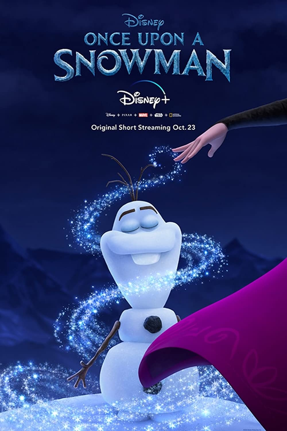 Watch Once Upon a Snowman Online