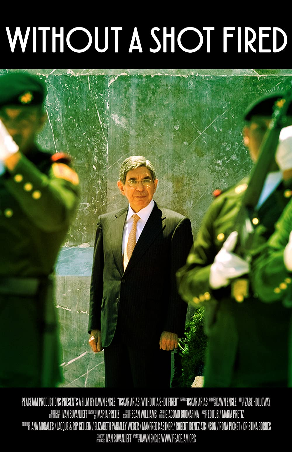 Watch Oscar Arias: Without a Shot Fired Online
