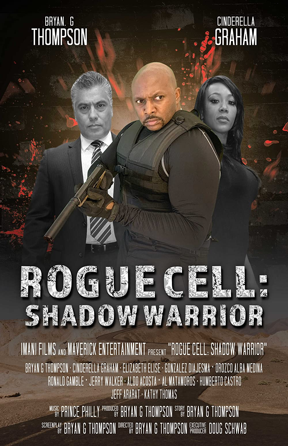 Watch Rogue Cell: Shadow Warrior Online