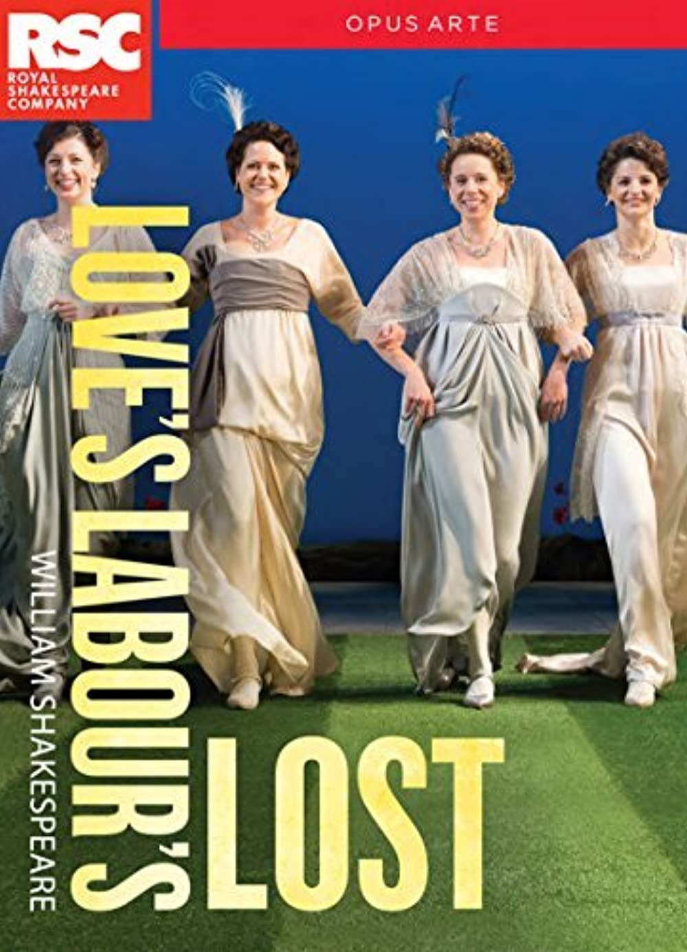 Watch Royal Shakespeare Company: Love's Labour's Lost Online
