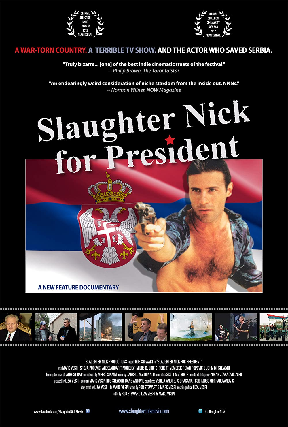 Watch Slaughter Nick for President Online