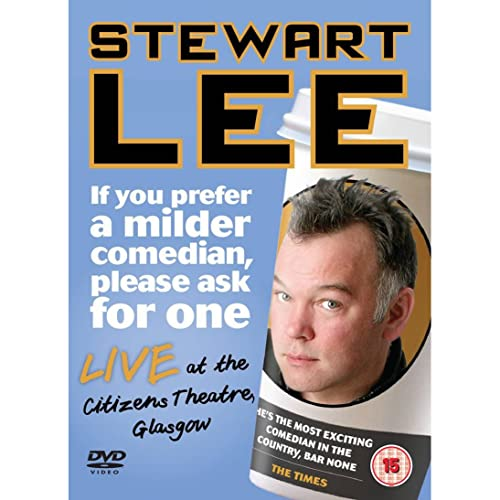 Watch Stewart Lee: If You Prefer a Milder Comedian, Please Ask for One Online