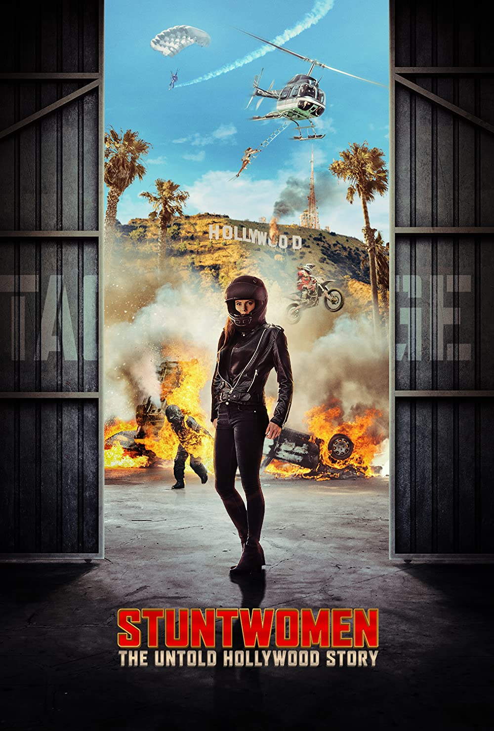 Watch Stuntwomen: The Untold Hollywood Story Online