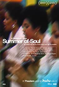 Watch Summer of Soul (...Or, When the Revolution Could Not Be Televised) Online