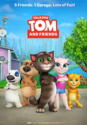 Watch Talking Tom and Friends Online