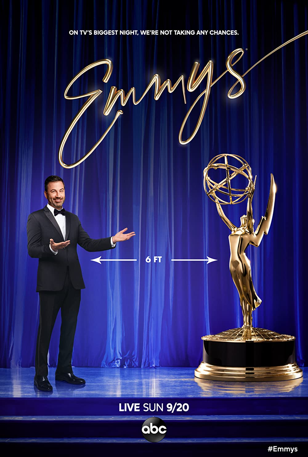 Watch The 72nd Primetime Emmy Awards Online