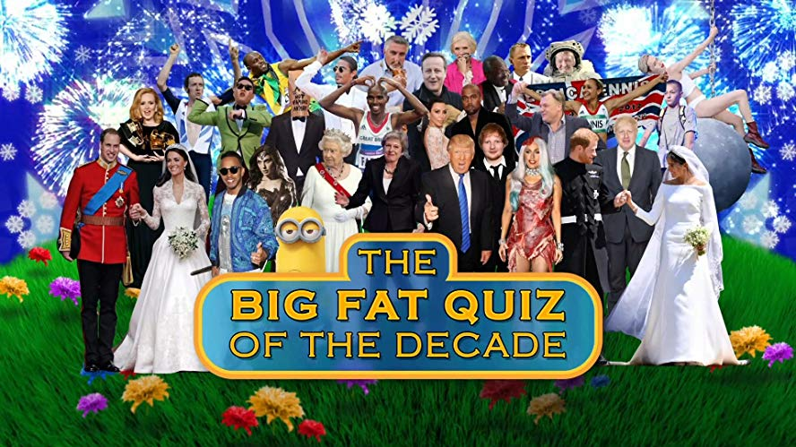 Watch The Big Fat Quiz of the Decade Online