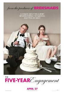 Watch The Five-Year Engagement Online