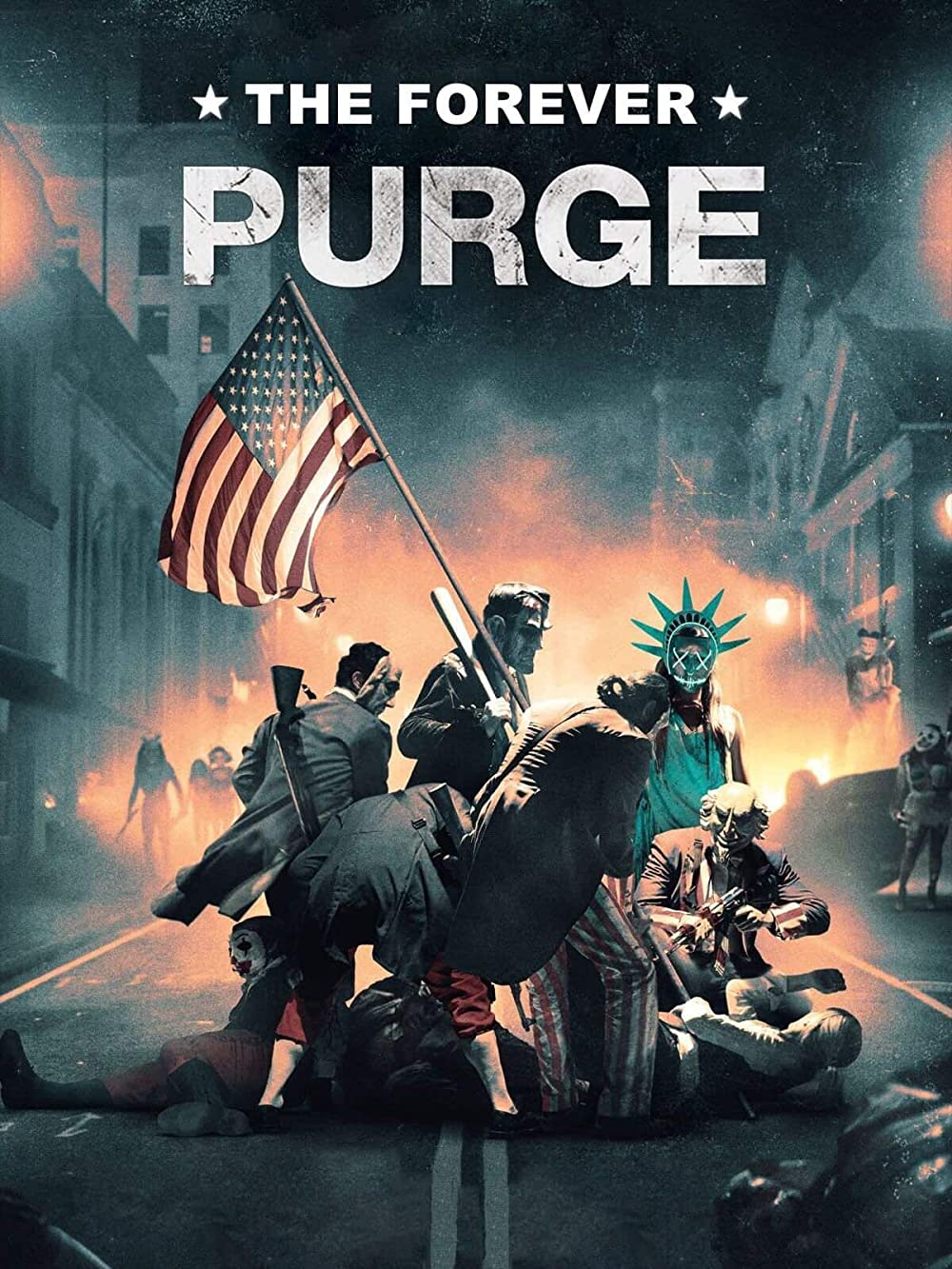 Watch The Forever Purge Online