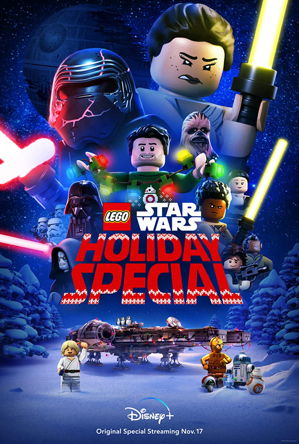 Watch The Lego Star Wars Holiday Special Online