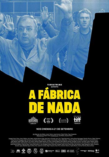 Watch The Nothing Factory Online