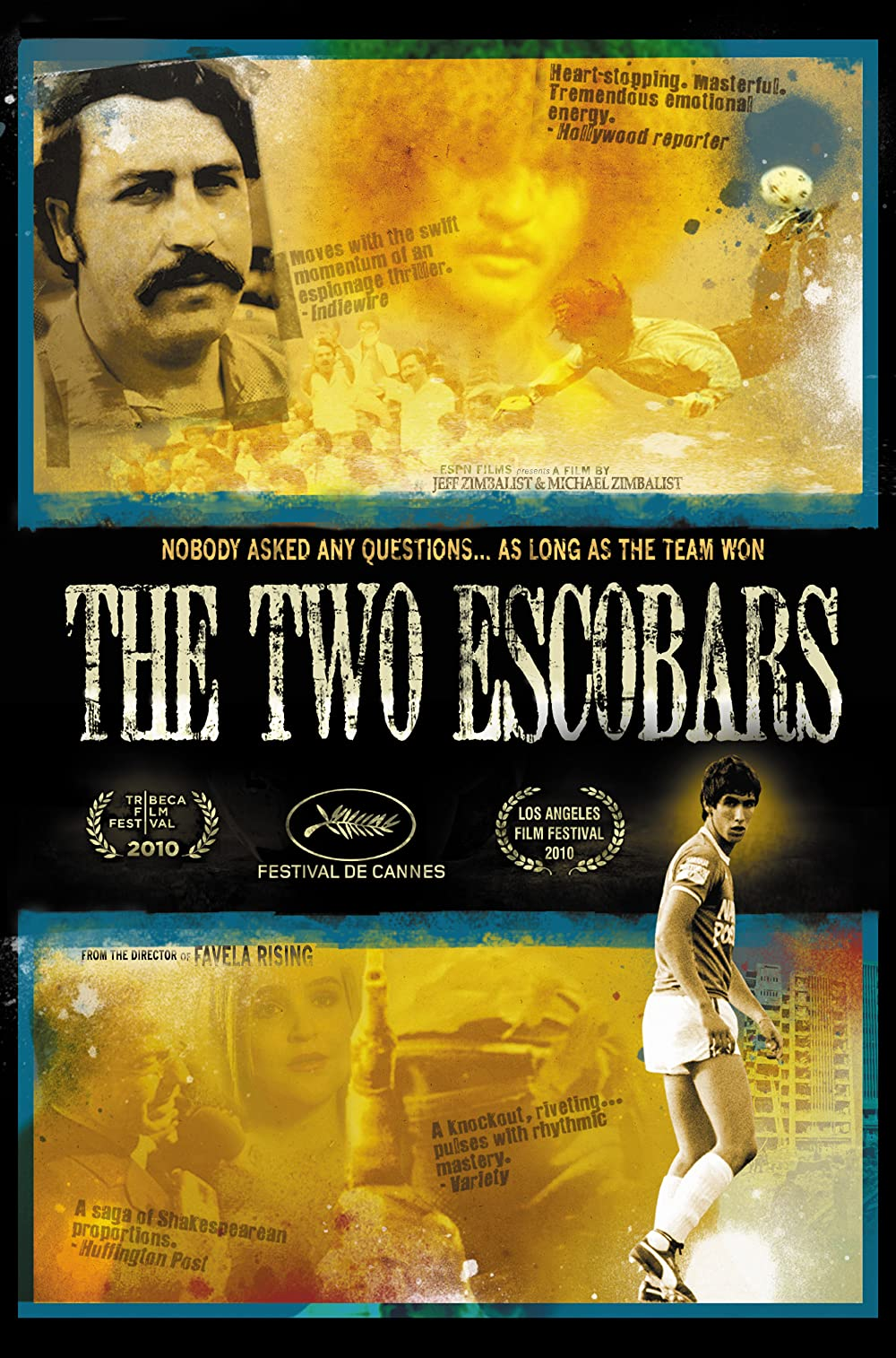 Watch The Two Escobars Online