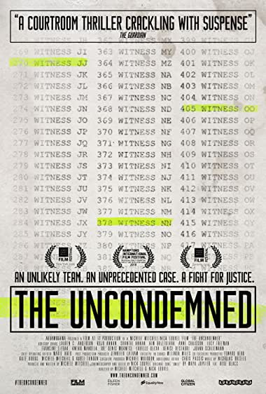 Watch The Uncondemned Online