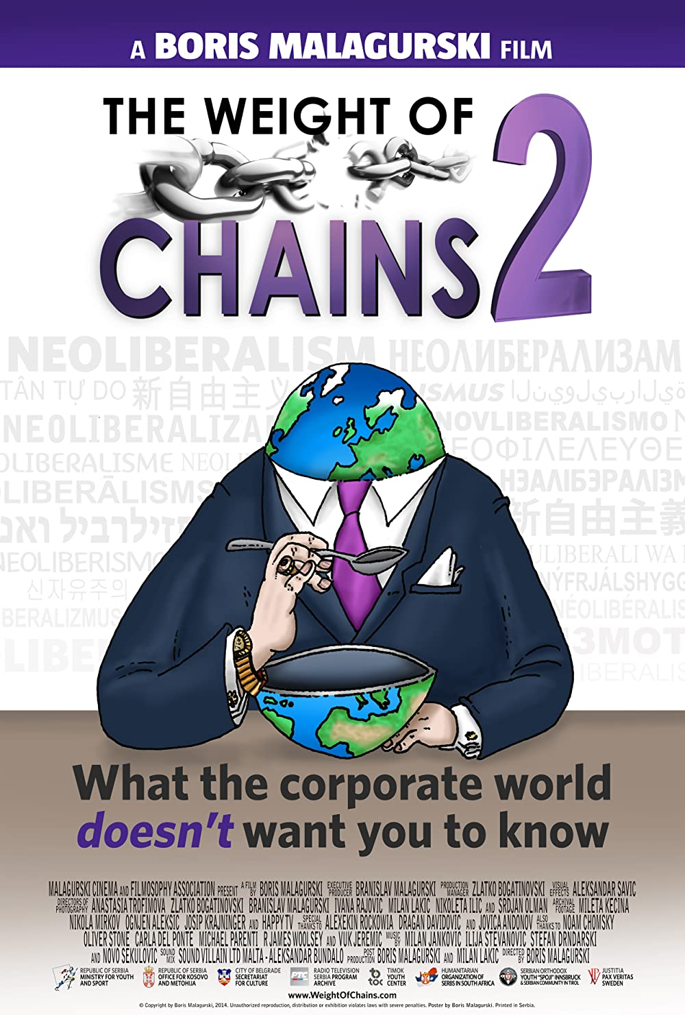 Watch The Weight of Chains 2 Online