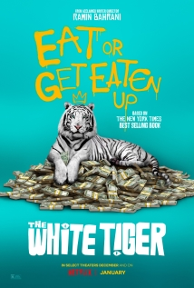 Watch The White Tiger Online