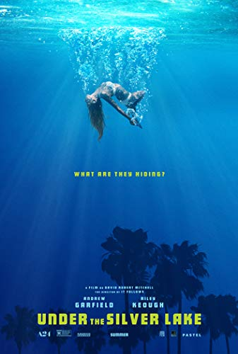 Watch Under the Silver Lake Online