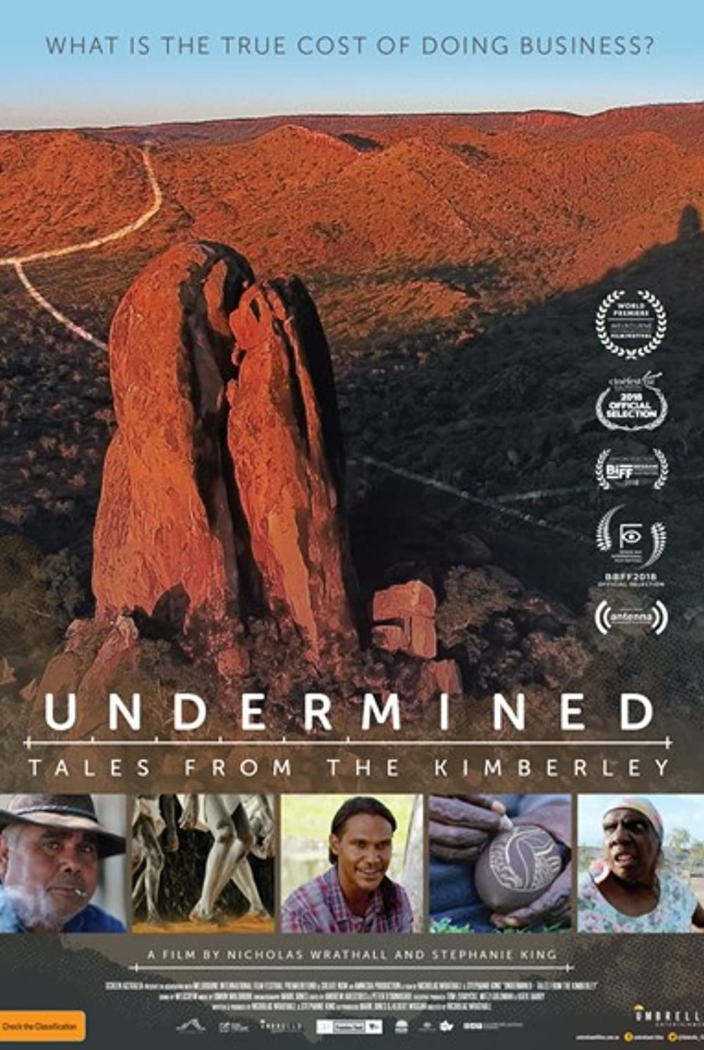 Watch Undermined - Tales from the Kimberley Online