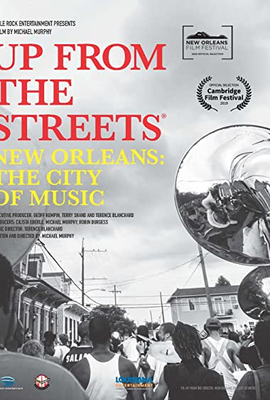 Watch Up from the Streets: New Orleans: The City of Music Online