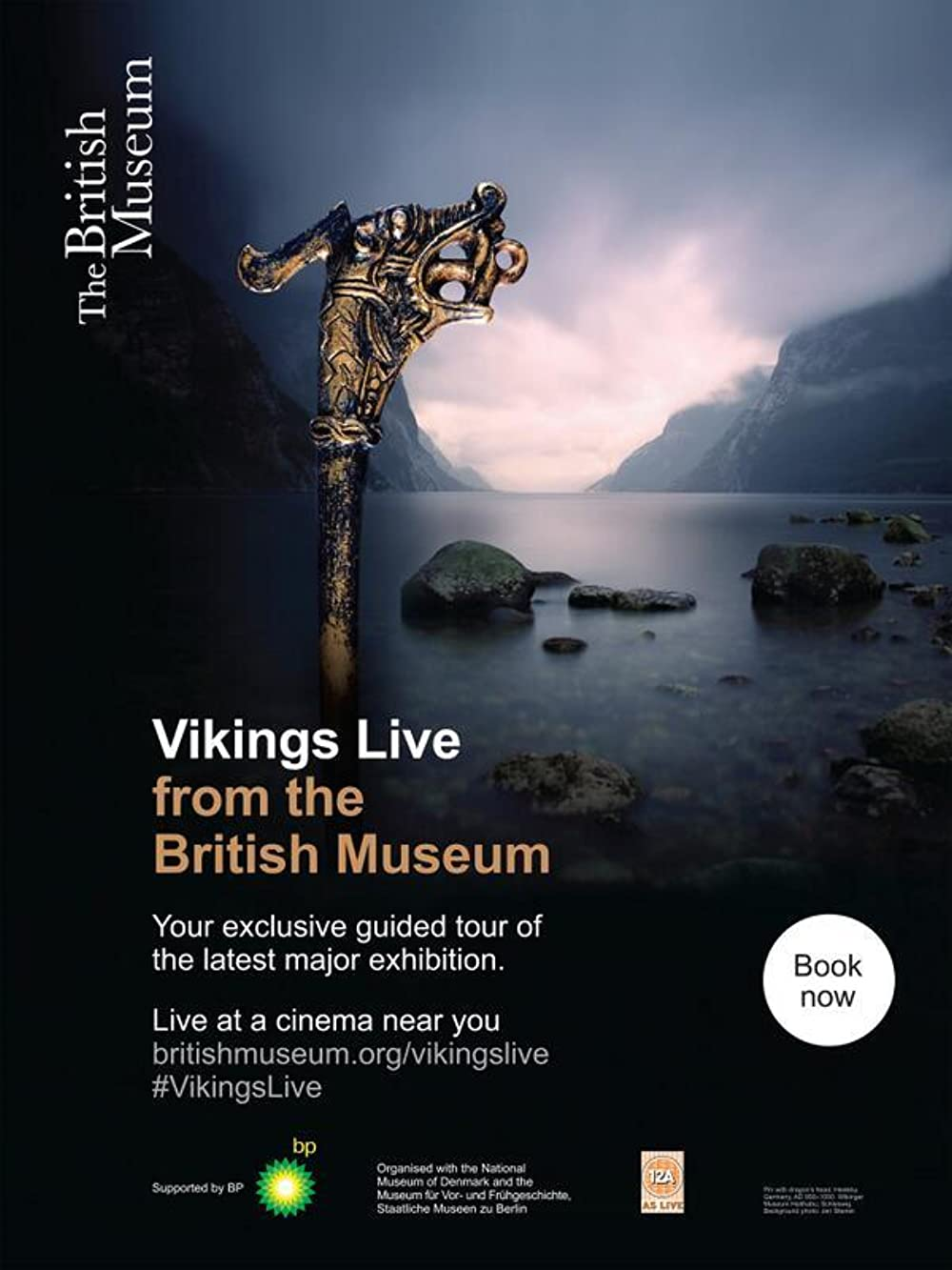 Watch Vikings from the British Museum Online