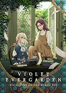 Watch Violet Evergarden: Eternity and the Auto Memories Doll Online