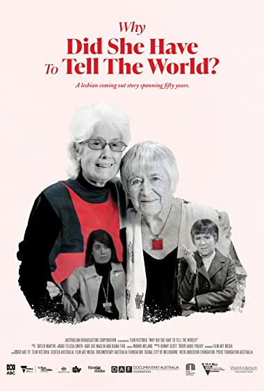 Watch Why Did She Have to Tell the World? Online