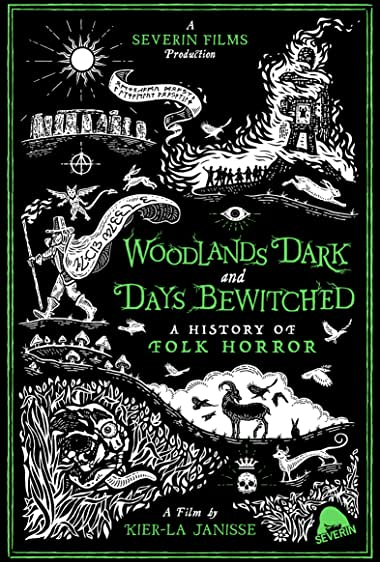 Watch Woodlands Dark and Days Bewitched: A History of Folk Horror Online