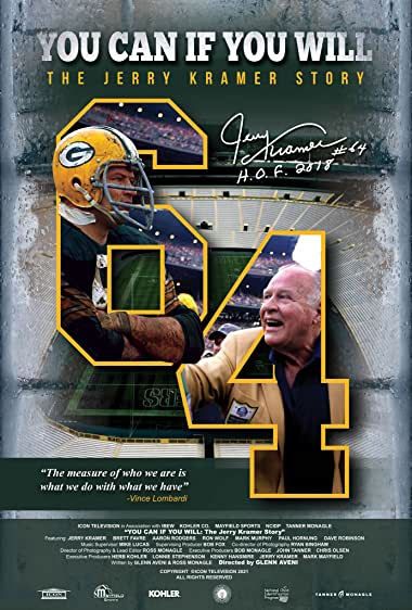 Watch You Can If You Will: The Jerry Kramer Story Online