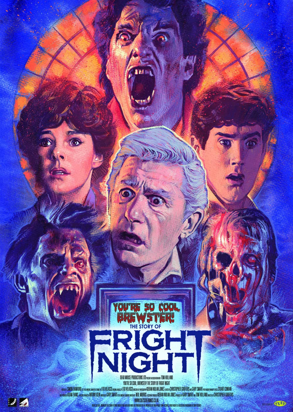 Watch You're So Cool, Brewster! The Story of Fright Night Online